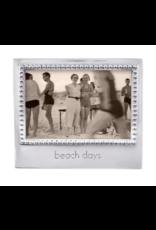Mariposa Beach Days Beaded 4x6 Frame