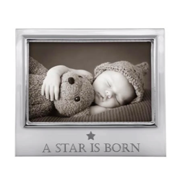 Mariposa A Star is Born Signature 4x6 Frame