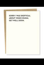 Sapling Press Skeptical Card
