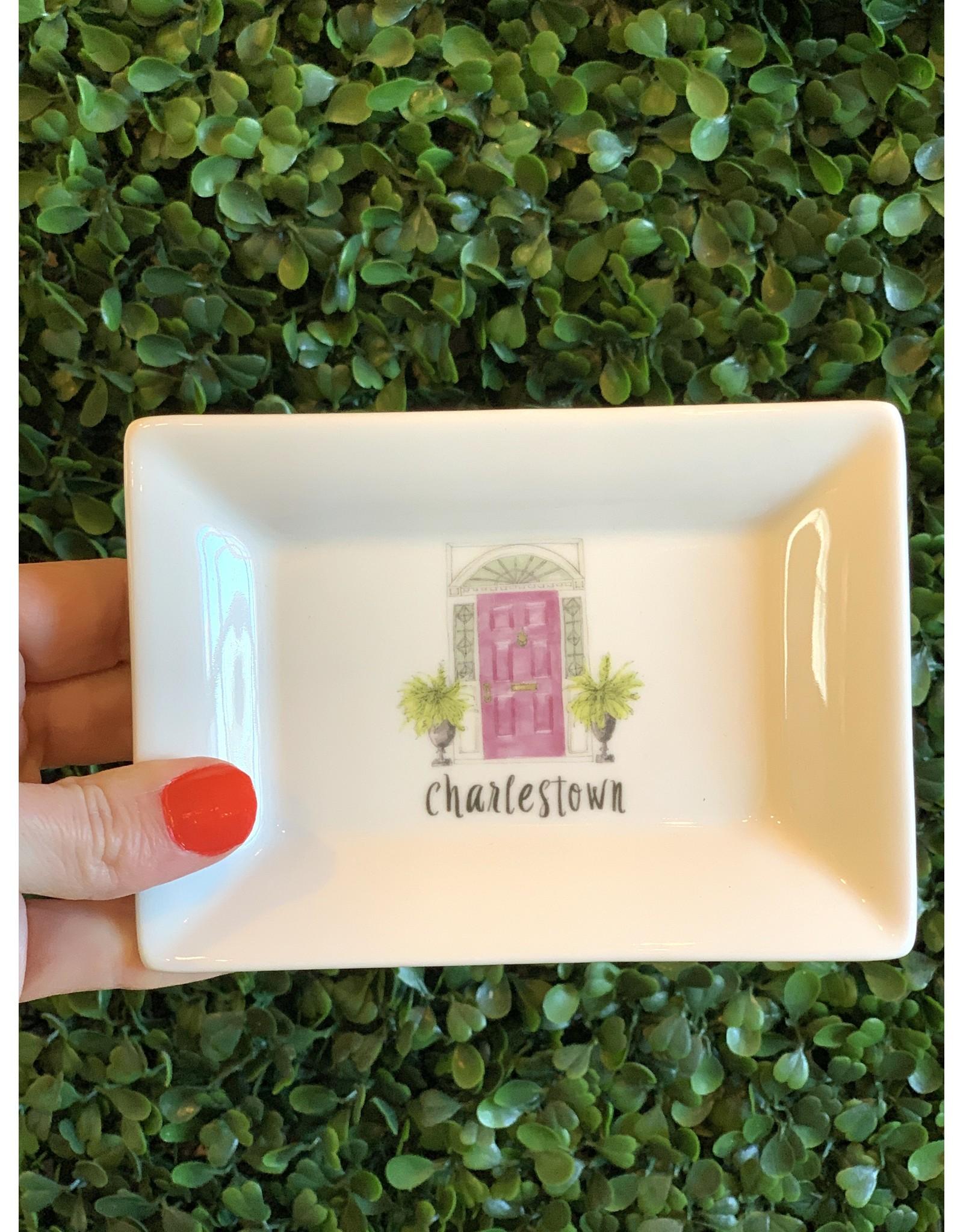 Dishique Charlestown Mini Dish Pink