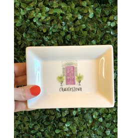 Dishique Charlestown Mini Dish Pink