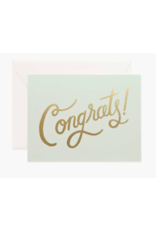 Rifle Paper Co. Timeless Congrats Card
