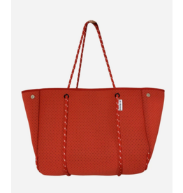 Red Neoprene Bag