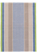 Dash & Albert York Stripe Woven Cotton 2x3