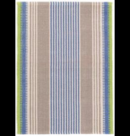 Dash & Albert York Stripe Woven Cotton 2x3