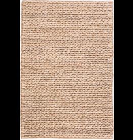 Dash & Albert Jute Woven Bleached Oak Rug 2x3