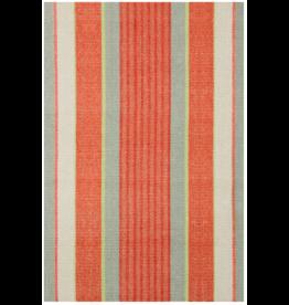 Dash & Albert Autumn Stripe Woven 2x3