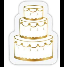 Slant Collections Wedding Cake Napkins