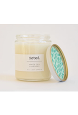 Noted White Tea Lavender Candle