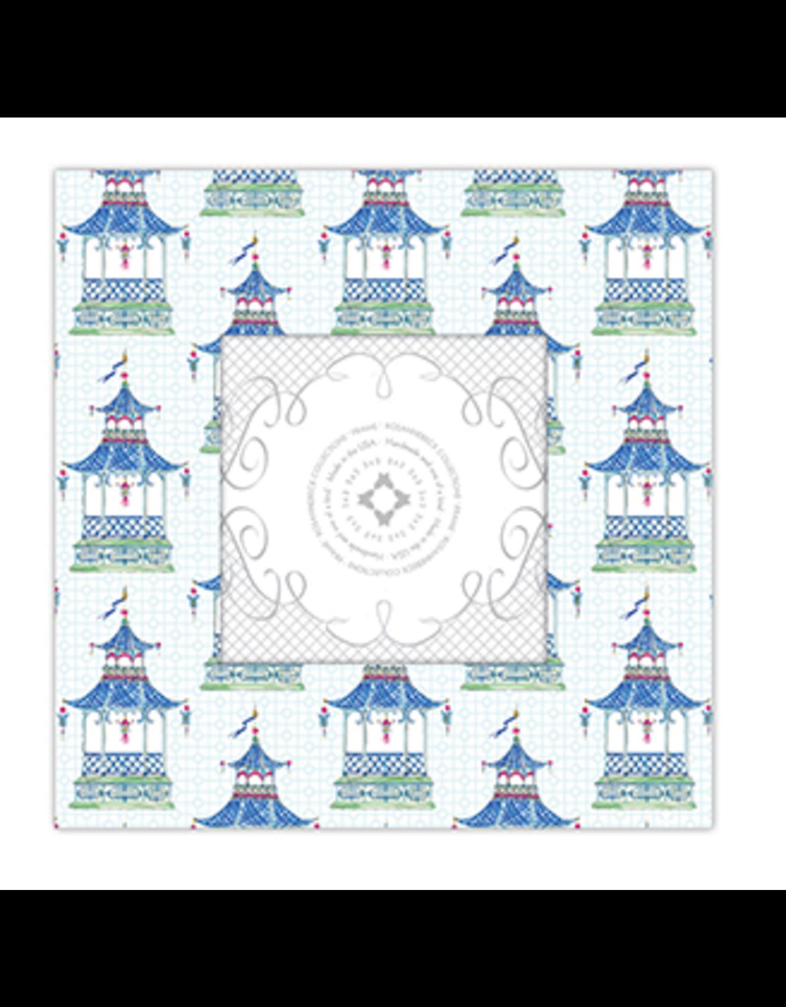 "Pagoda Frame 3"" x 3"""