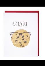 Smudge Ink Smart Cookie Card