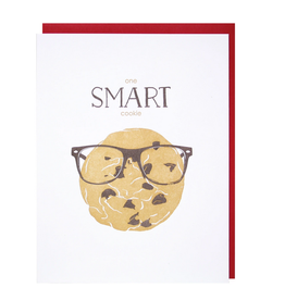 Smudge Ink Smart Cookie Card