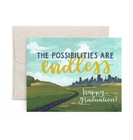 1Canoe2 Endless Possibilities Card