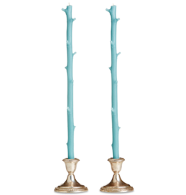 Stick Candles Robin Blue Stick Candle Set