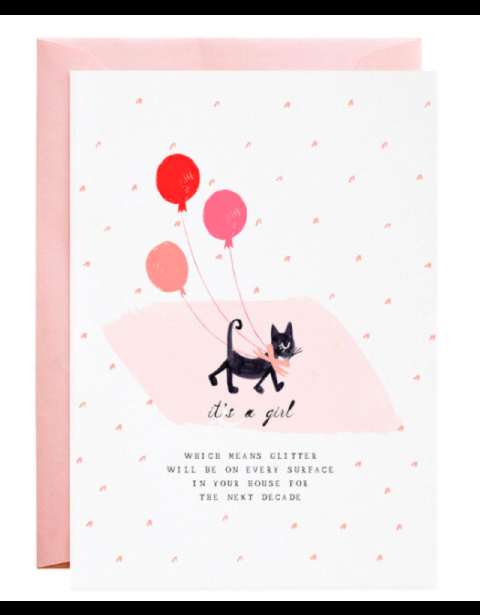 Mr. Boddington's Studio One Sweet Kitten Card