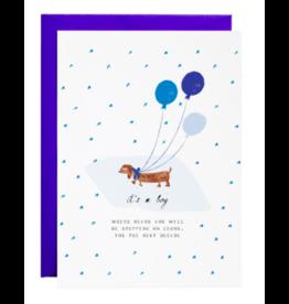 Mr. Boddington's Studio One Precious Pup Card