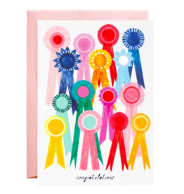 Mr. Boddington's Studio First Place Ribbon Card