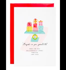 Mr. Boddington's Studio Spoils of the Grandbaby Card