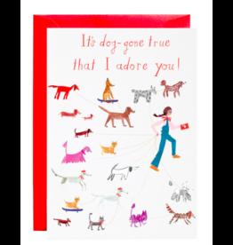 Mr. Boddington's Studio New Puppy Love Card
