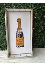 Champagne Bottle Tray