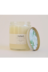 Noted Lime Basil Mint Candle