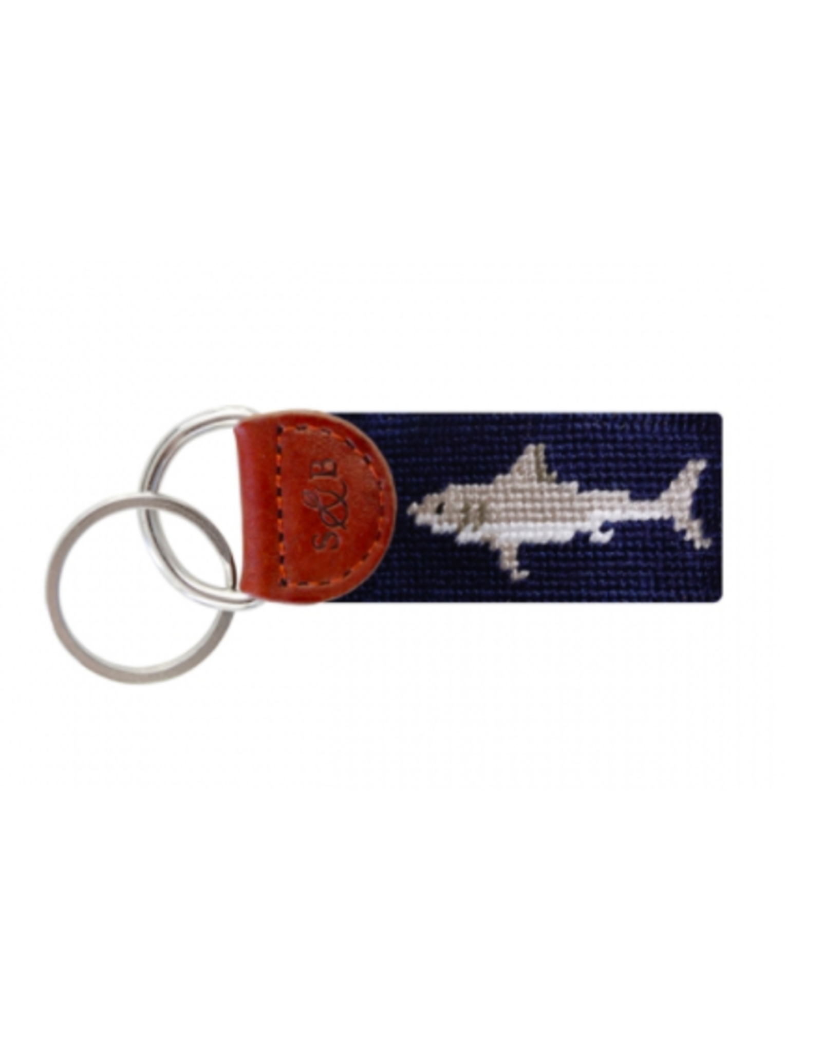 Smathers & Branson Shark Key Fob