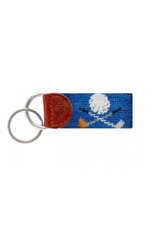 Smathers & Branson Golf Clubs Blue Key Fob