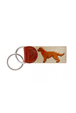 Smathers & Branson Chocolate Lab Key Fob