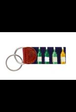 Smathers & Branson Wine Bottles Key Fob