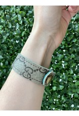 Parker & Hyde Gucci Vintage Leather Cuff