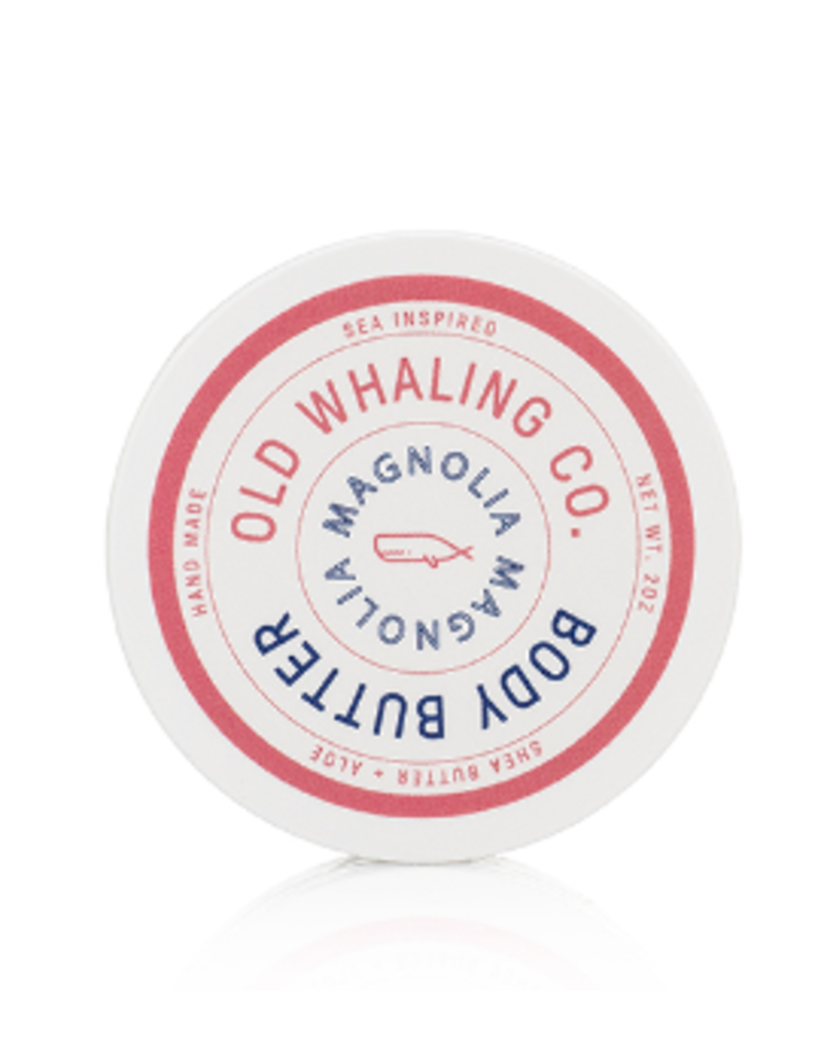Old Whaling Co. Magnolia 2oz Body Butter