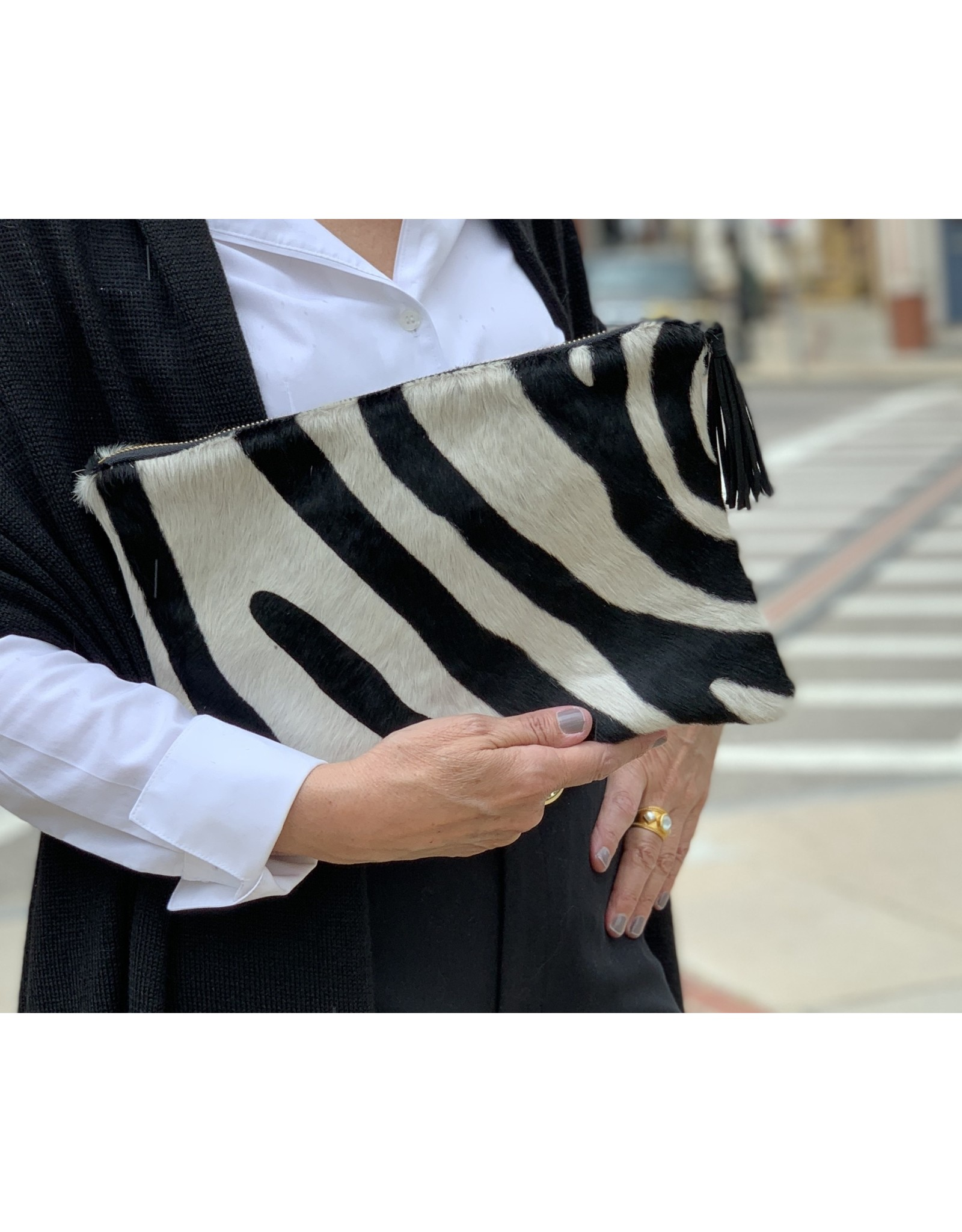 Parker & Hyde The Carrie Clutch by Parker & Hyde