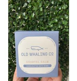 Old Whaling Co. Coastal Calm 8oz Bath Bomb