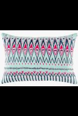 John Robshaw Textiles Temeti Pillow 12x18