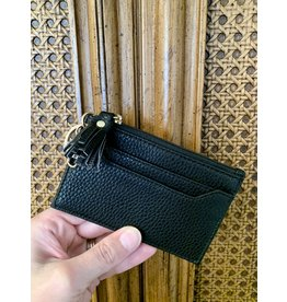 Gigi Card Case in Black