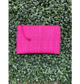 Party Pouch in Hot Pink