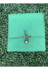 The Everyday Crossbody Large in Green