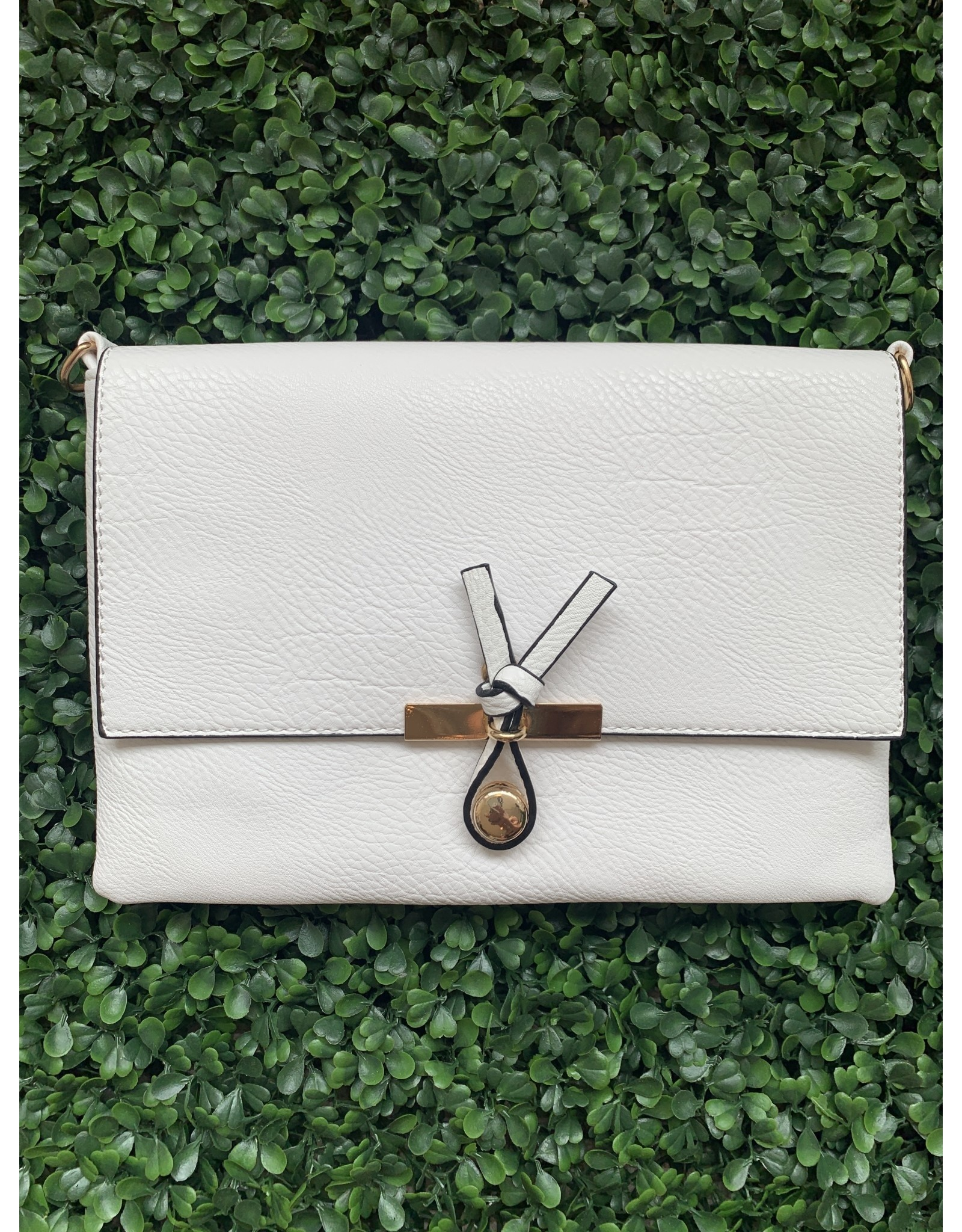 The Everyday Crossbody Small in White