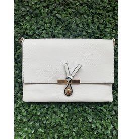 Accessories Shop by Place & Gather The Everyday Crossbody Small in White