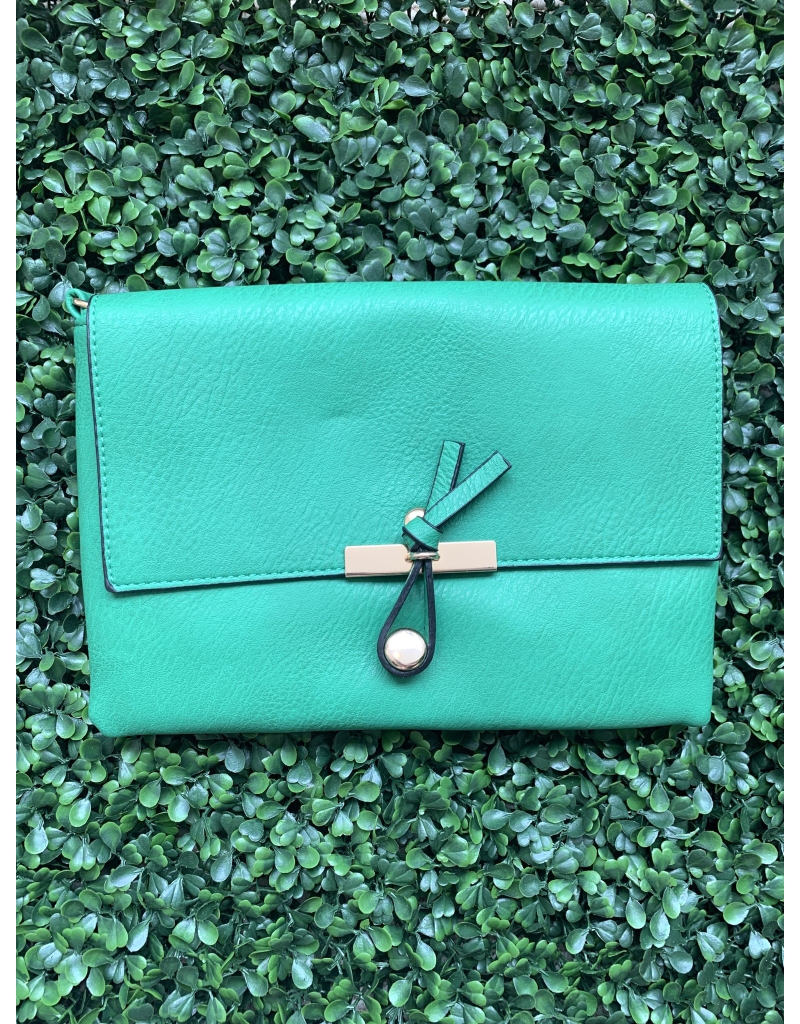 The Everyday Crossbody Small in Green