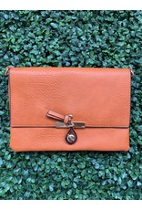 The Everyday Crossbody Small in Orange