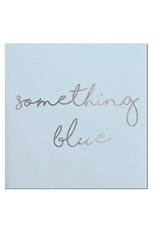 Slant Collections Something Blue Cocktail Napkin