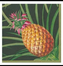 Caspari Tropical Fruit Cocktail Napkin