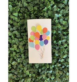 The Joy of Light Birthday Balloons Matches