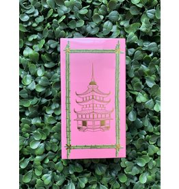 The Joy of Light Pagoda Pink Matches
