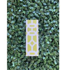 The Joy of Light Green Lattice Matches
