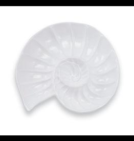 Nautilus Chip and Dip Platter