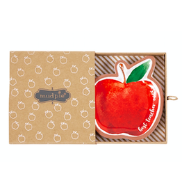 Apple Teacher Trinket Tray