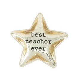 Best Teacher Star Boxed Mini Dish