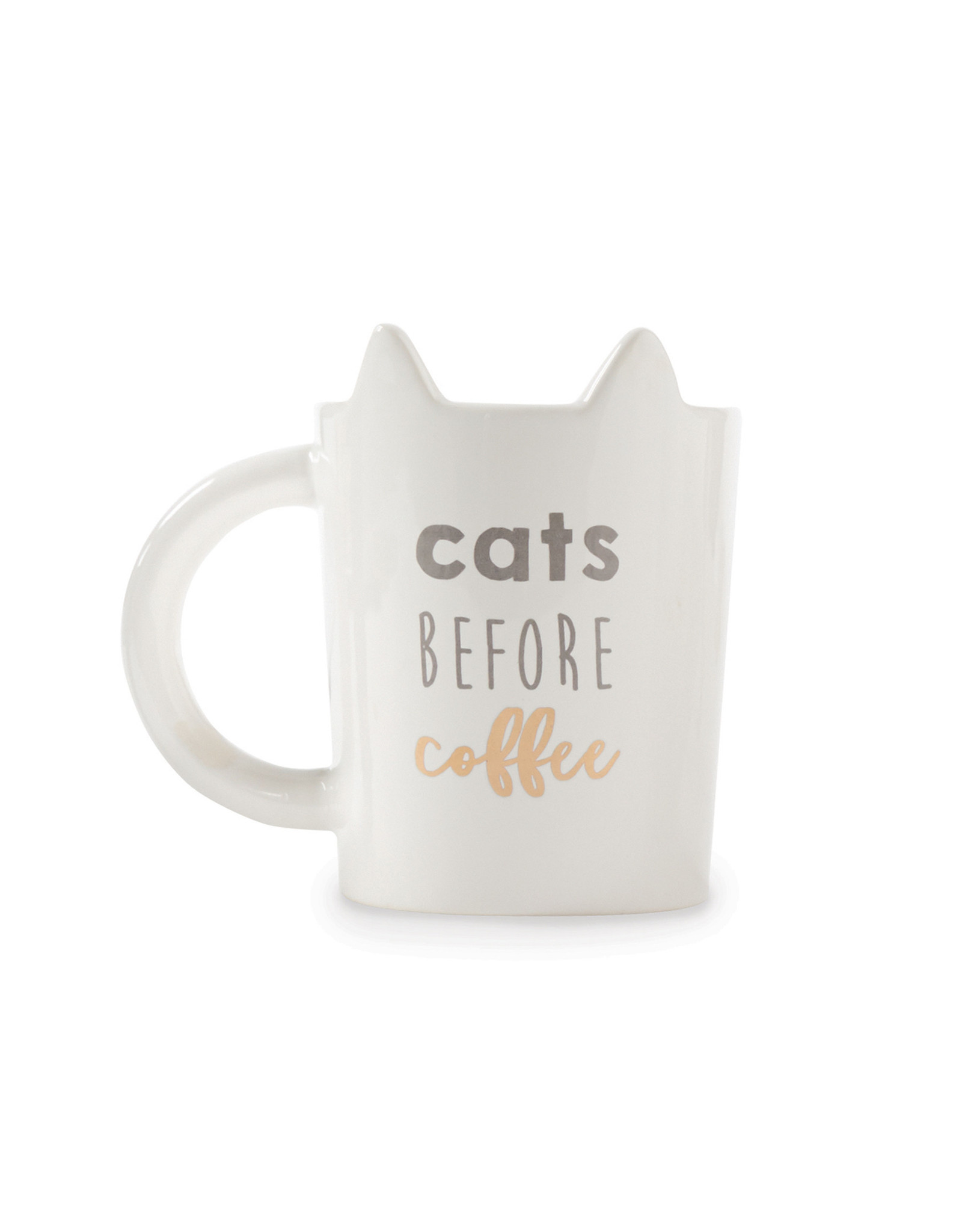 Cats Before Coffee Mug